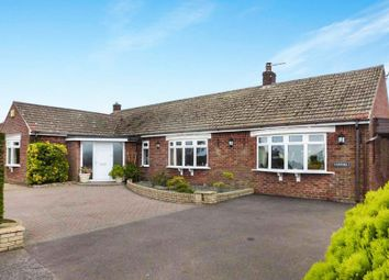 Thumbnail 4 bed detached bungalow for sale in Market Road, Bradwell, Great Yarmouth