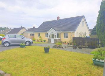 Thumbnail 4 bedroom detached bungalow for sale in Gower Villa Lane, Clynderwen, Pembs