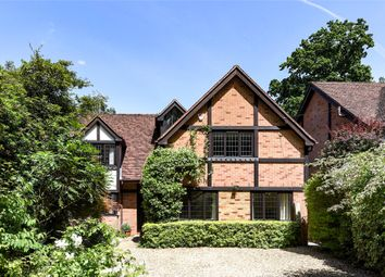 Thumbnail 6 bed detached house for sale in Heath Ride, Finchampstead, Wokingham, Berkshire