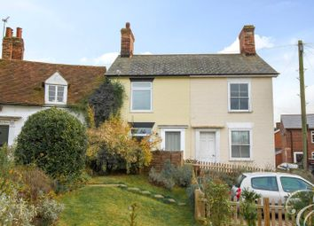 Thumbnail 2 bed semi-detached house to rent in California Road, Mistley, Manningtree, Essex