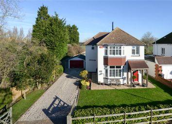 Thumbnail 4 bed detached house for sale in Sandown Road, Sandwich, Kent
