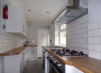 Thumbnail 1 bed terraced house to rent in St Helen's Avenue, Swansea