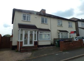 Thumbnail 3 bed property to rent in Mount Street, Hednesford