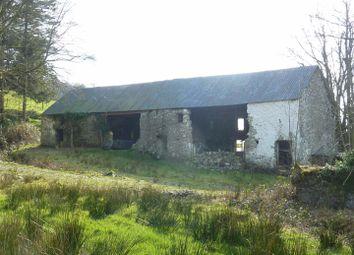 Thumbnail 4 bedroom barn conversion for sale in Abergorlech, Carmarthen