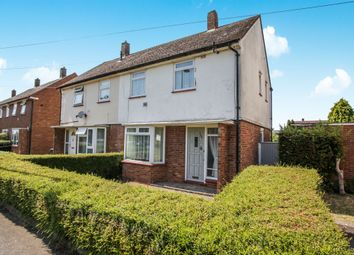 Thumbnail 2 bed semi-detached house for sale in Farley Hill, Luton