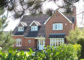 Thumbnail 4 bed detached house to rent in Gardner Way, Kenilworth, Warwickshire