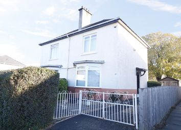 Thumbnail 2 bed semi-detached house for sale in 22 Polnoon Avenue, Knightswood, Glasgow