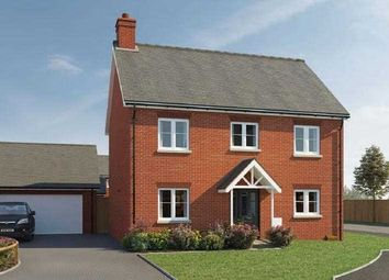 Thumbnail 4 bed detached house for sale in Plot 4, The Arches, Oakley