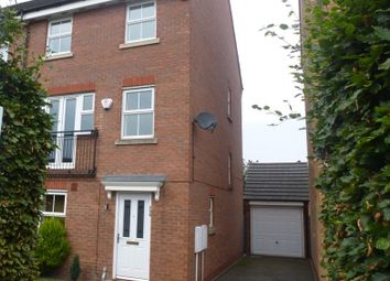 Thumbnail 4 bedroom end terrace house for sale in Friar Park Road, Wednesbury
