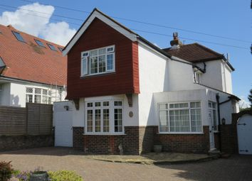 Thumbnail 3 bed detached house for sale in Mill Hill, Shoreham-By-Sea