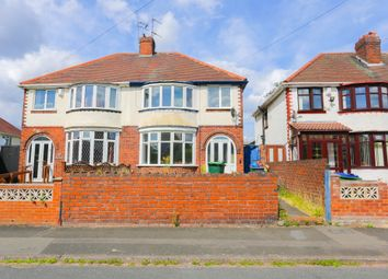 Thumbnail 3 bed semi-detached house for sale in Tudor Street, Tipton, West Midlands