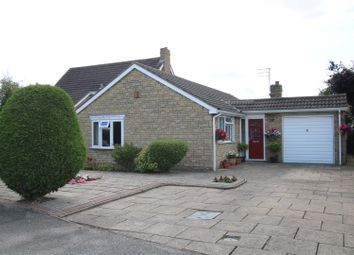 Thumbnail 3 bed detached bungalow for sale in Sibthorpe Drive, Sudbrooke, Lincoln