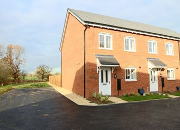 Thumbnail 3 bed end terrace house for sale in Ravencroft Street, Moulton, Northwich