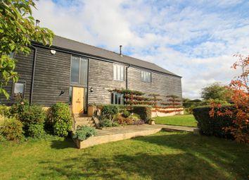 Thumbnail 5 bed barn conversion for sale in High Street, Hinxton, Saffron Walden