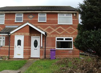 Thumbnail 3 bed semi-detached house to rent in Clearwater Close, Kensington, Liverpool
