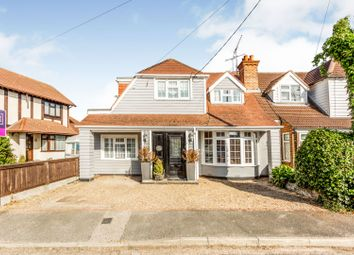 St. Marks Road, Benfleet SS7. 4 bed semi-detached house