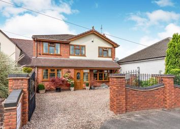 Thumbnail 4 bed detached house for sale in Walsall Road, Great Wyrley, Walsall, Staffordshire