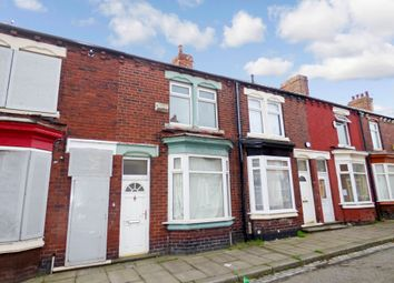 Thumbnail 2 bed terraced house for sale in Edward Street, North Ormesby, Middlesbrough