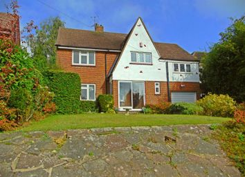 Thumbnail 4 bed detached house to rent in Wyvern Road, Purley