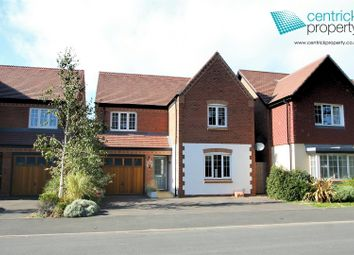 Thumbnail 4 bed detached house for sale in St. Phillips Grove, Bentley Heath