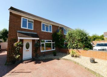 Thumbnail 4 bed semi-detached house for sale in Barretts Way, Sutton Courtenay, Abingdon