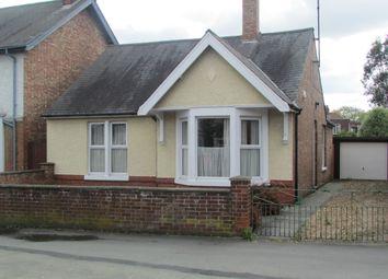 Thumbnail 2 bedroom detached bungalow for sale in Garton End Road, Peterborough