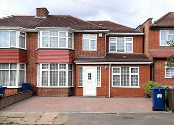 Thumbnail 4 bed semi-detached house for sale in Wetheral Drive, Stanmore, Stanmore