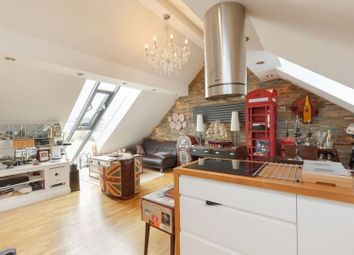 Thumbnail 3 bed flat for sale in High Street, Linlithgow