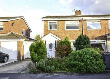 Thumbnail 3 bed semi-detached house for sale in Rivington Drive, Burscough, Ormskirk