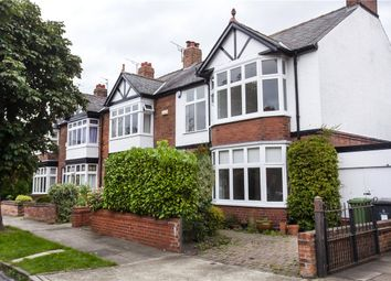 Thumbnail 4 bedroom semi-detached house to rent in Chestnut Avenue, York, North Yorkshire