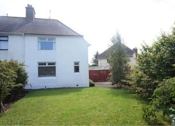 Thumbnail 3 bed semi-detached house for sale in Logan Drive, Troon