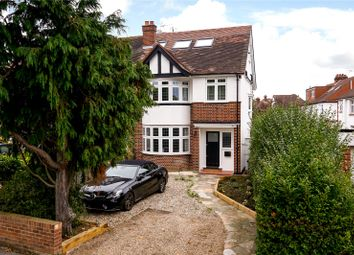 Thumbnail 5 bed semi-detached house for sale in Southborough Road, Surbiton