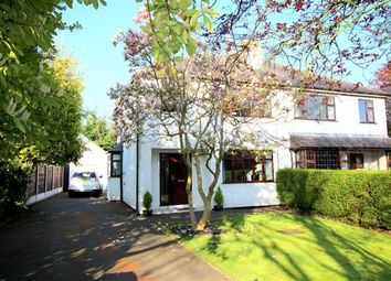 Thumbnail 3 bedroom semi-detached house for sale in Sandygate Lane, Broughton, Preston