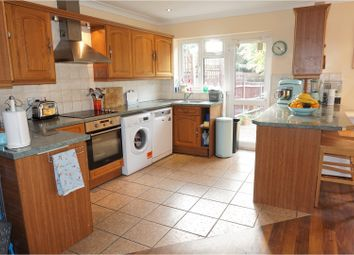 Thumbnail 4 bed semi-detached house for sale in Fern Way, Watford