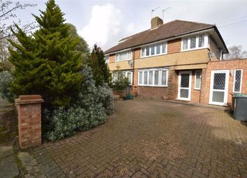 Thumbnail 3 bed semi-detached house to rent in Ridgehurst Avenue, Leavesden, Herts