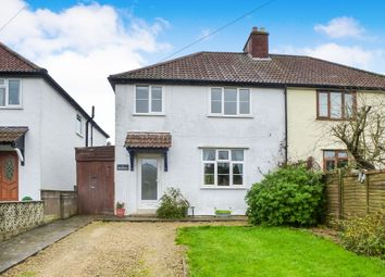 Thumbnail 3 bed semi-detached house for sale in New Houses, Lowden, Chippenham