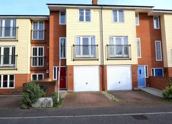 Thumbnail 4 bedroom town house for sale in Priory Walk, Sudbury