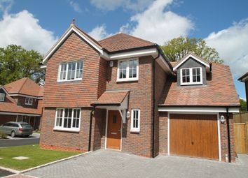 Thumbnail 5 bed detached house to rent in Vardon Place, Old Bisley Road, Frimley