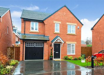 Thumbnail 4 bed detached house for sale in Orchid Way, Burscough, Ormskirk