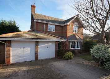 Thumbnail 4 bedroom detached house for sale in Wilsford Close, Lower Earley, Reading, Berkshire