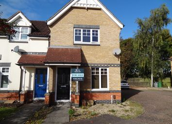 Thumbnail 2 bed semi-detached house for sale in Wilks Farm Drive, Norwich