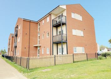Thumbnail 2 bedroom flat for sale in Pembury House, Kilndown Close, Ashford