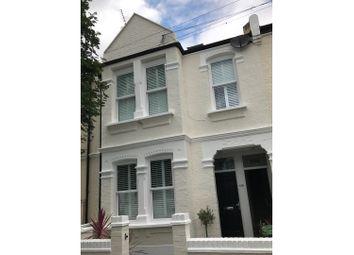 Thumbnail 4 bed maisonette for sale in Wardo Avenue, Fulham