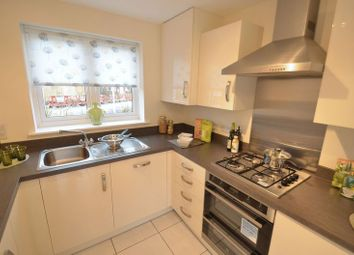 Thumbnail 2 bedroom semi-detached house for sale in Buckingham Road, Aylesbury