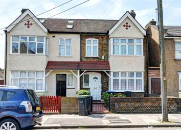 Thumbnail 4 bed semi-detached house for sale in Croyland Road, London