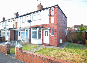 Thumbnail 2 bed end terrace house to rent in Louis Drive, Hull