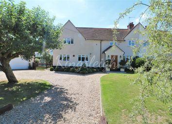 Thumbnail 4 bed semi-detached house for sale in Bargate Lane Cottages, Bargate Lane, Dedham, Colchester