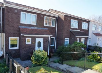 Thumbnail 4 bed town house for sale in Northumberland Terrace, Liverpool