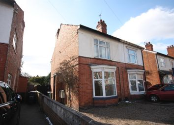 Thumbnail 1 bed flat for sale in Sandford Road, Syston, Leicester