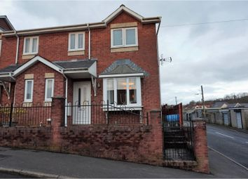 Thumbnail 3 bed semi-detached house for sale in Lloyds Court, Merthyr Tydfil